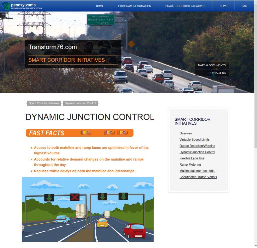 I-76 Public Outreach/Transform76.com