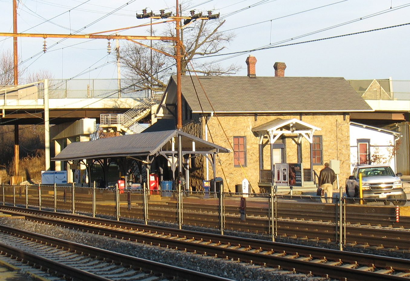 Villanova Station Improvements